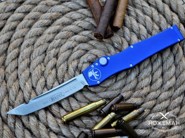 Нож фронтального выброса Microtech Halo 5
