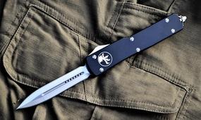 Нож фронтального выброса Microtech Ultratech Double Edge