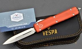 Нож фронтального выброса Vespa Ultratech D/E CC Orange