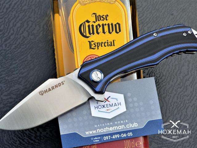 Нож Harnds Maverick