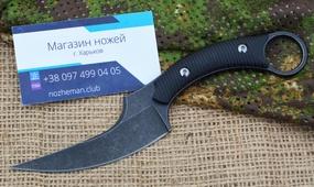 Нож керамбит Bastinelli Creations Mako
