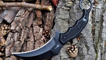 Нож-керамбит K-613