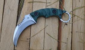 Нож керамбит Strider