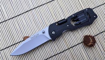 Нож Kershaw Select Fire black