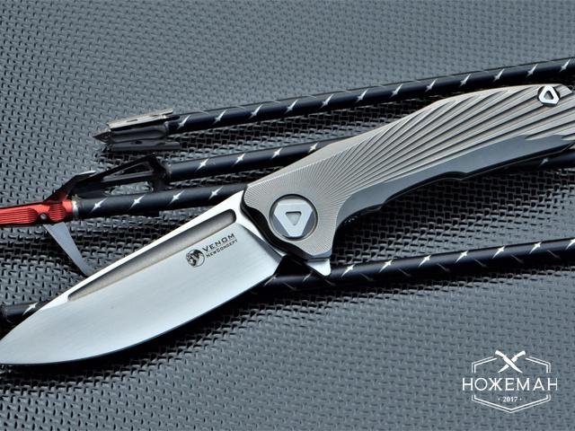 Нож Venom New Concept