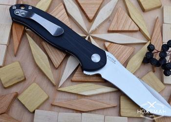 Нож Kizer Bad Dog V3463A1 видео обзор