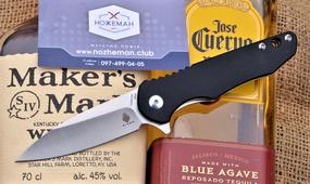 Нож Kizer Barbosa