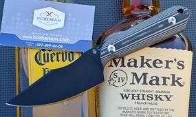 Охотничий нож Kizer Harpoon