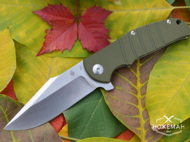 Нож Kizer Interpid V4468A2