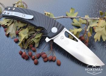 Нож Kizer Kyre VG-10 V4484A1 видео обзор