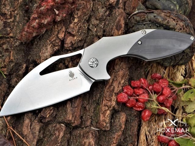 Нож Kizer Megatherium