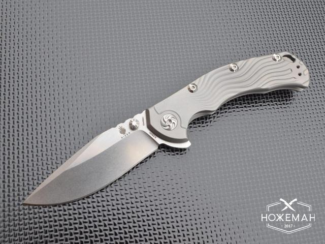Нож Kizer River Cat