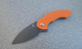 Нож Kizer Roach сталь N690