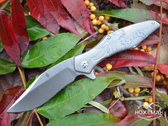 Нож Kizer Trifecta Ki5462A2