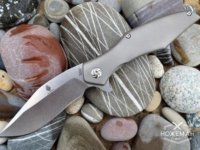 Нож Kizer Trifecta Ki5462A1