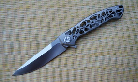 Нож Zero Tolerance 0454 Sinkevich Spider Web