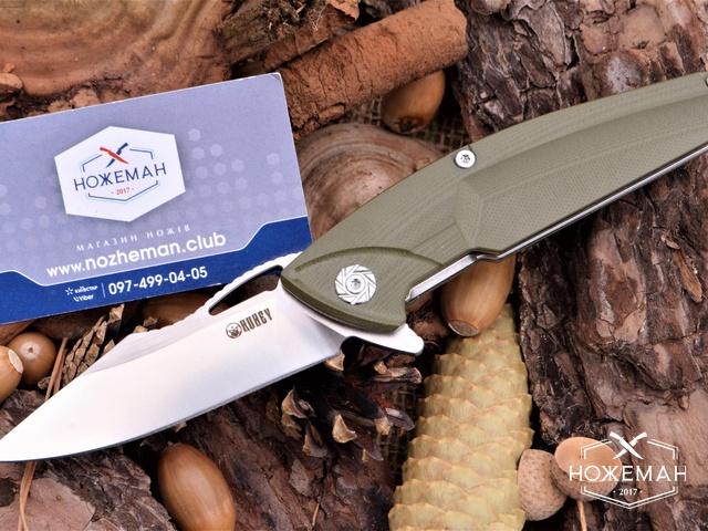 Нож Kubey Locusts KU221B