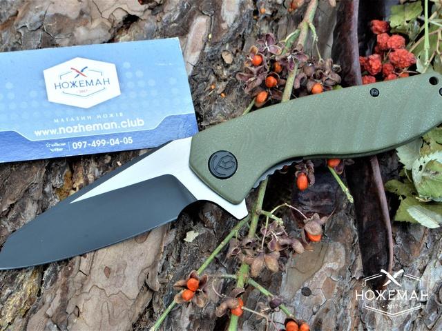 Нож Kubey Hellfire KB076