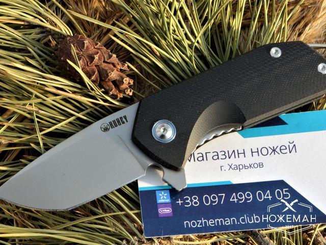 Нож Kubey KU203A