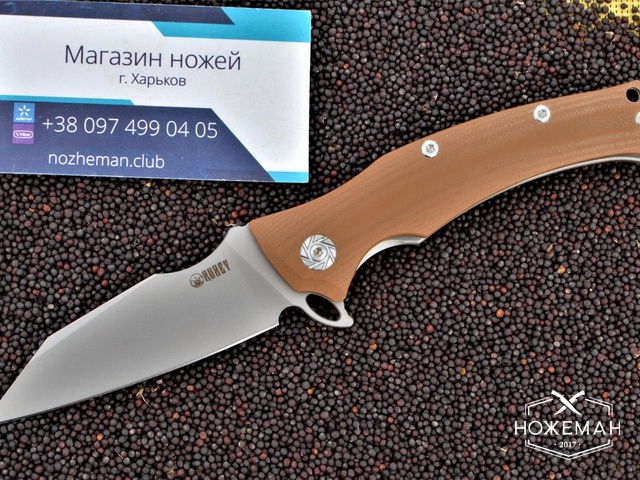 Нож Kubey KU214C