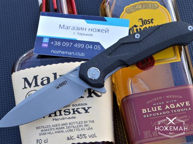 Нож Kubey Victory KU219B