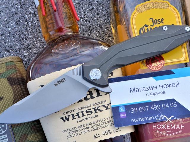 Нож Kubey KU235A