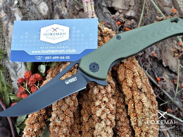 Нож Kubey Panthera KU150