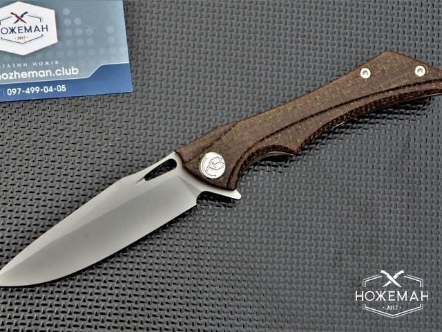 Нож Kubey Raven KB245C