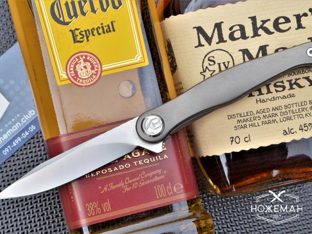 Нож Kubey Sirena