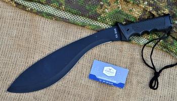 Нож кукри для выживания