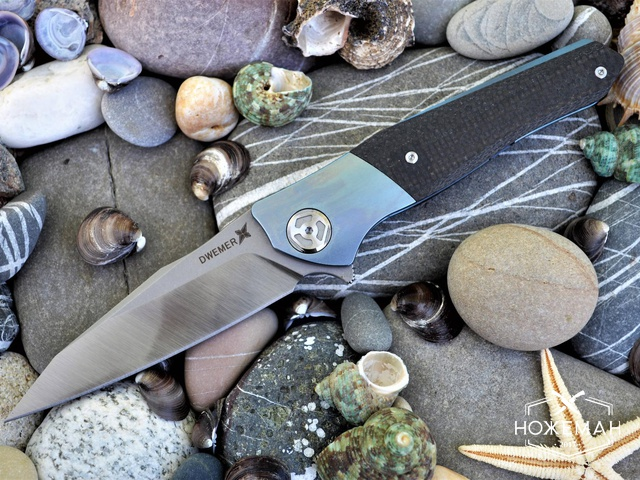 Нож Maxace Dwemer Assassin