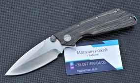 Нож Microtech Marfione Custom DOC Flipper Titanium