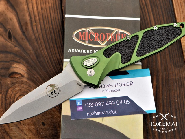 Нож Microtech Socom Elite Signature Automatic