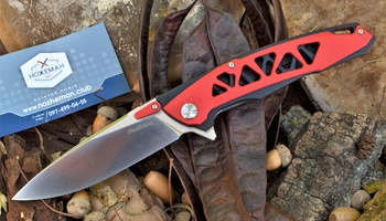 Нож Nimo Yggdrasill