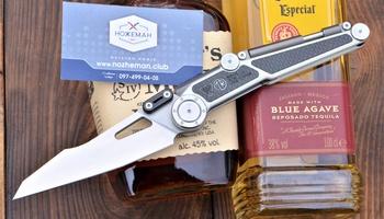 Нож NOC Knives DG11 Tac Ray