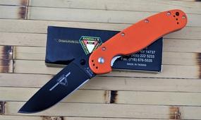 Нож Ontario Rat Folder Model 1