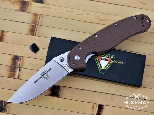 Нож Ontario Rat Model 1