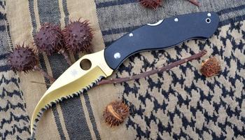 Нож Spyderco Civilian C12GS