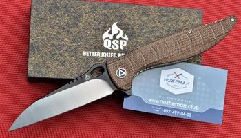 Нож QSP Locust