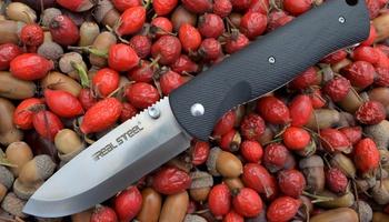 Нож Real Steel Bushcraft Folder 3716