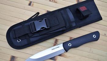 Нож Real Steel Bushcraft Plus scandi 3718