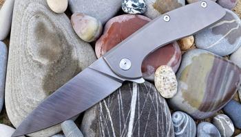 Нож Real Steel E571 Pro