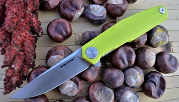 Нож Real Steel G3 Light fruit green 7815