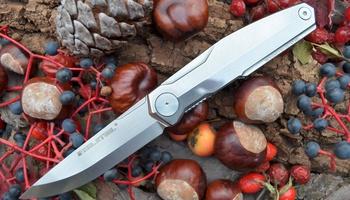 Нож Real Steel G3 Puukko Scandi 7811