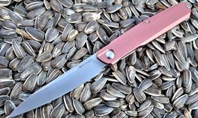 Нож Real Steel G5 Metamorph Gold Rose 7833