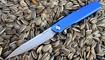 Нож Real Steel G5 Metamorph Intense Blue 7832