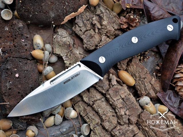 Нож Real Steel Gardarik S