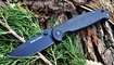 Нож Real Steel H6 Blue sheep all black