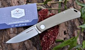 Нож Real Steel LUNA Lite Coyote