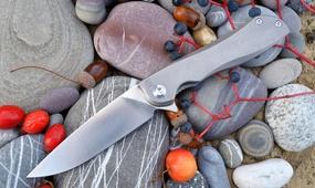 Нож Real Steel Megalodon Titanium 2017